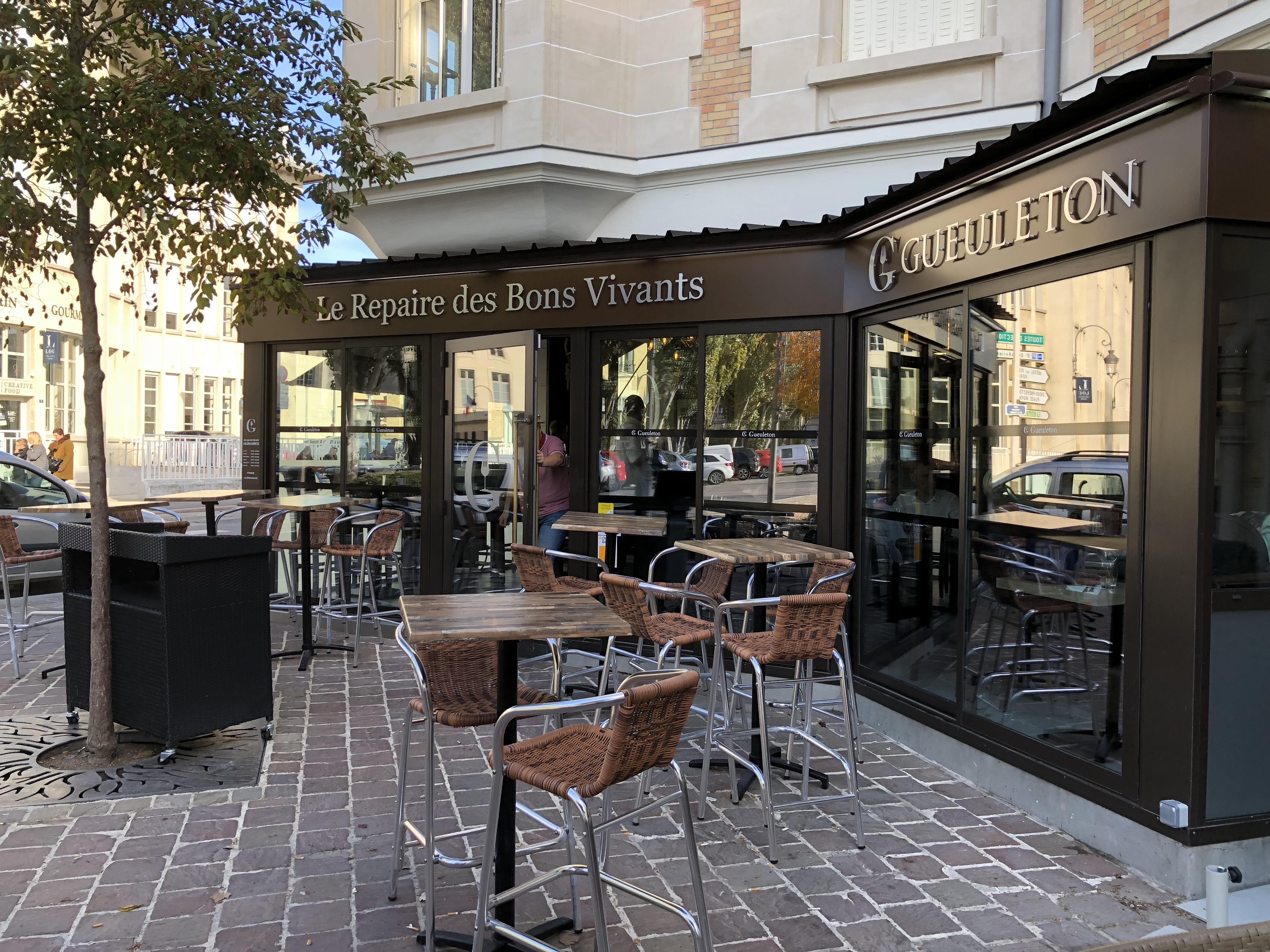 """Reims, Gueuleton : Le restaurant façon """"Bonne Franquette ..."""